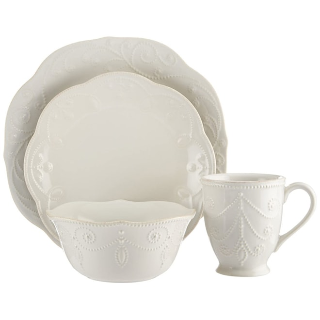 Lenox French Perle Place Setting