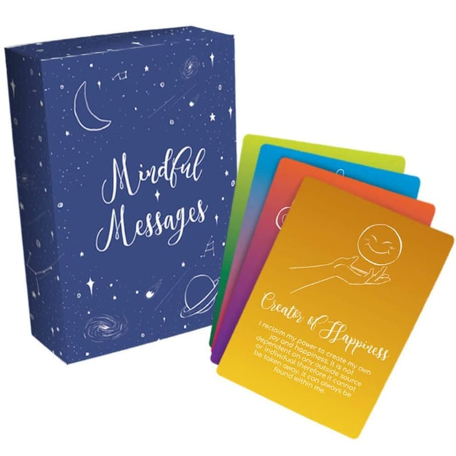 Mindful Messages: Affirmations and Exercises to Help You be More Mindful