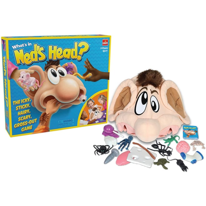 Ned's Head Game