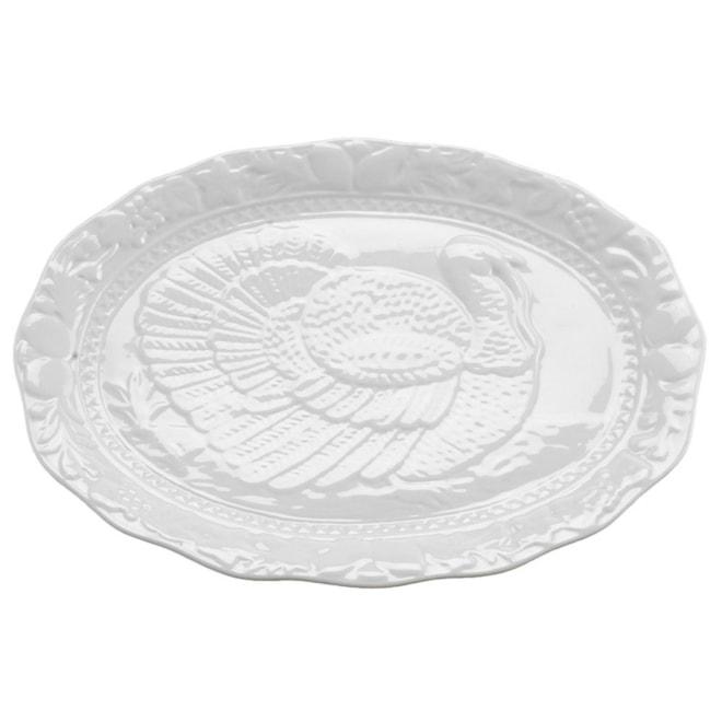 Oversized Turkey Serving Platter