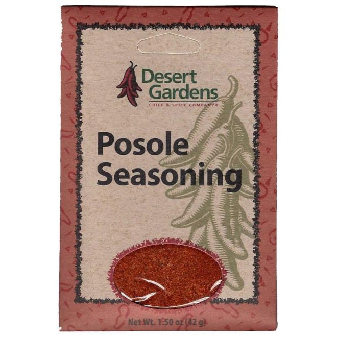 Posole Seasoning Mix Pack of 4