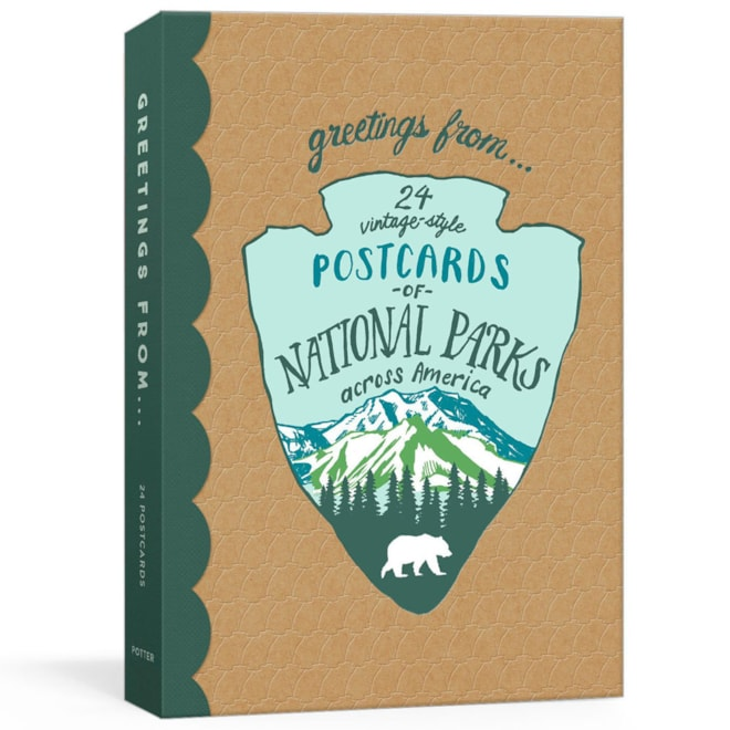 Postcards from National Parks Across America