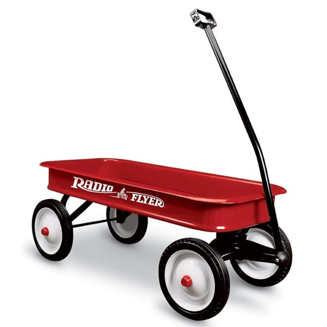 Radio Flyer Classic Red Wagon