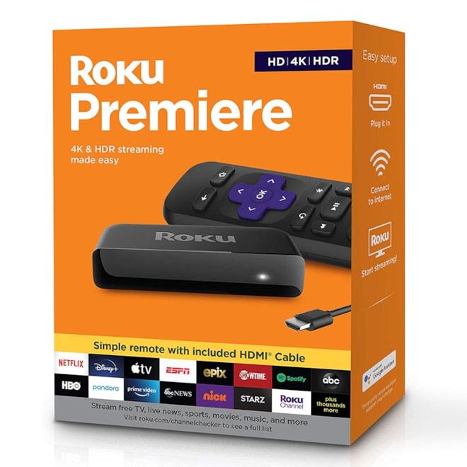 Roku Premiere 4K