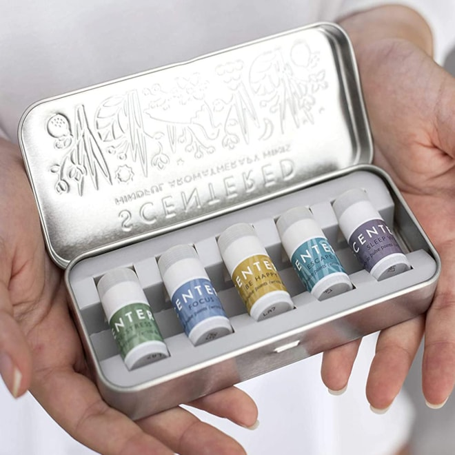 Scentered Aromatherapy Mindful Minis