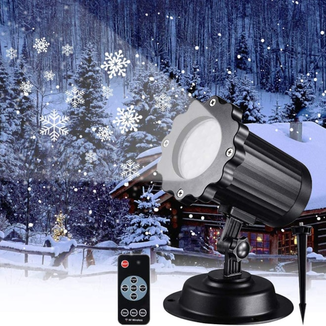 Snowfall LED Light Projector