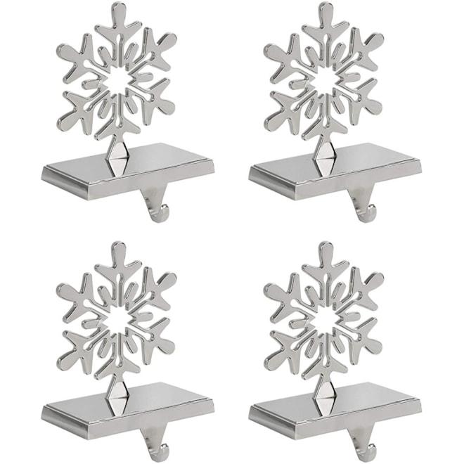 Snowflake Stocking Holders