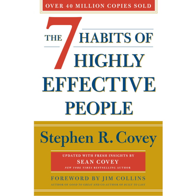 The 7 Habits of Highly Effective People: Stephen R. Covey