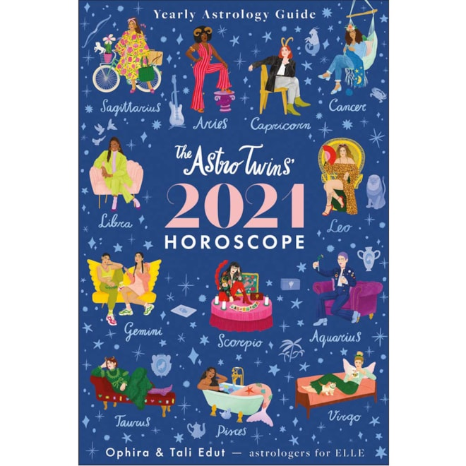 The Astrotwins' 2021 Horoscope: The Complete Yearly Astrology Guide for Every Zodiac Sign