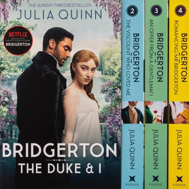 The Bridgerton Collection: Books 1 - 4