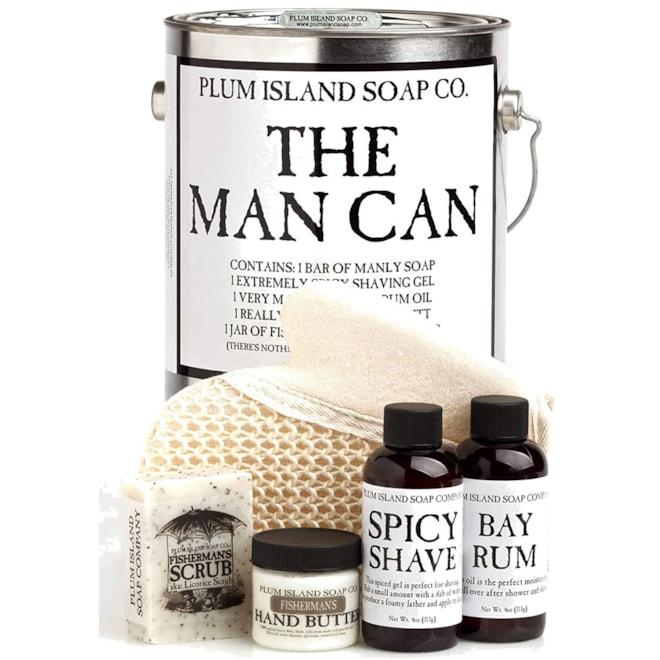 The Man Can Gift Basket - Gift Basket for Men