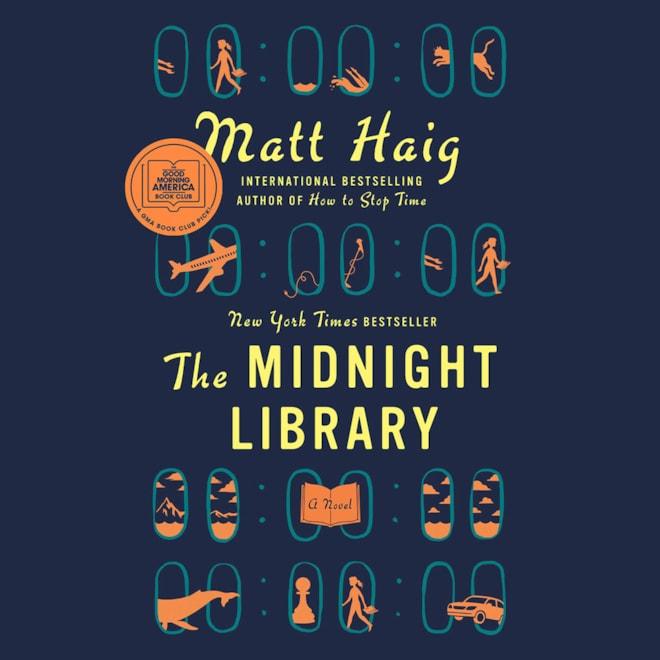 The Midnight Library: Matt Haig