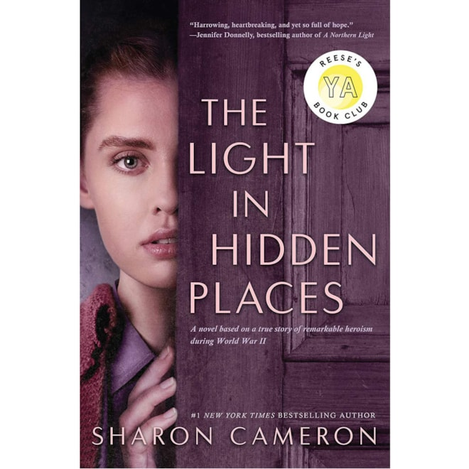 The Light in Hidden Places: Sharon Cameron