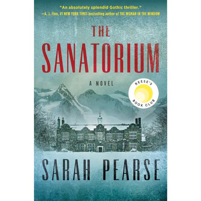 The Sanatorium: Sarah Pearse