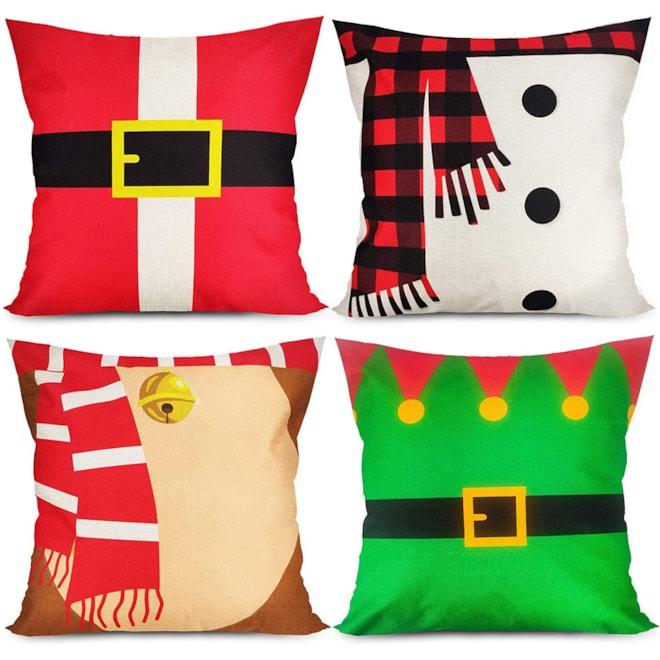 Throw Pillow Cover Set