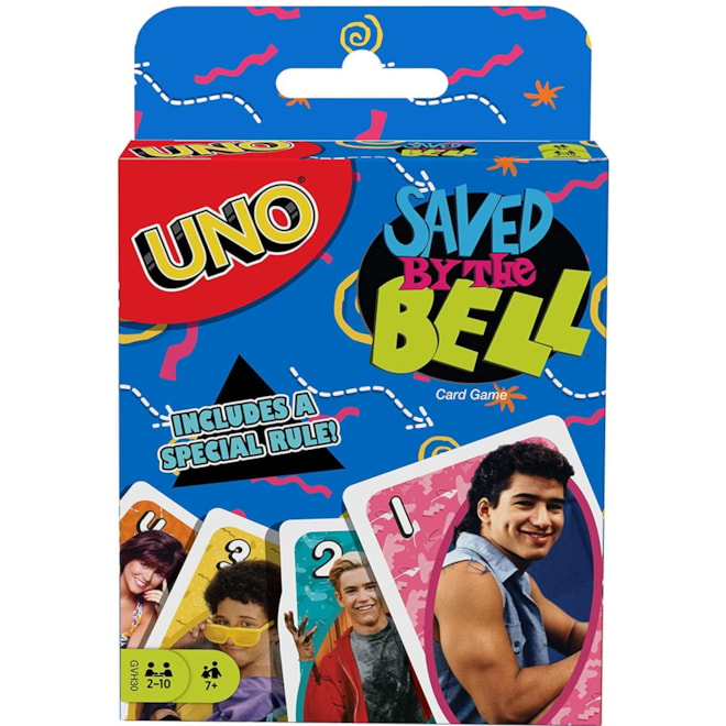 UNO Saved by The Bell