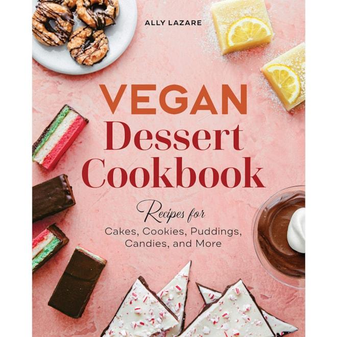 Vegan Dessert Cookbook