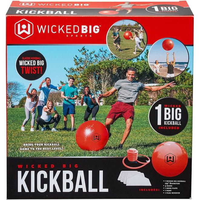Supersized Kickball Kit