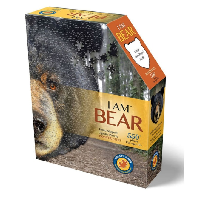 Poster Size Bear Puzzle