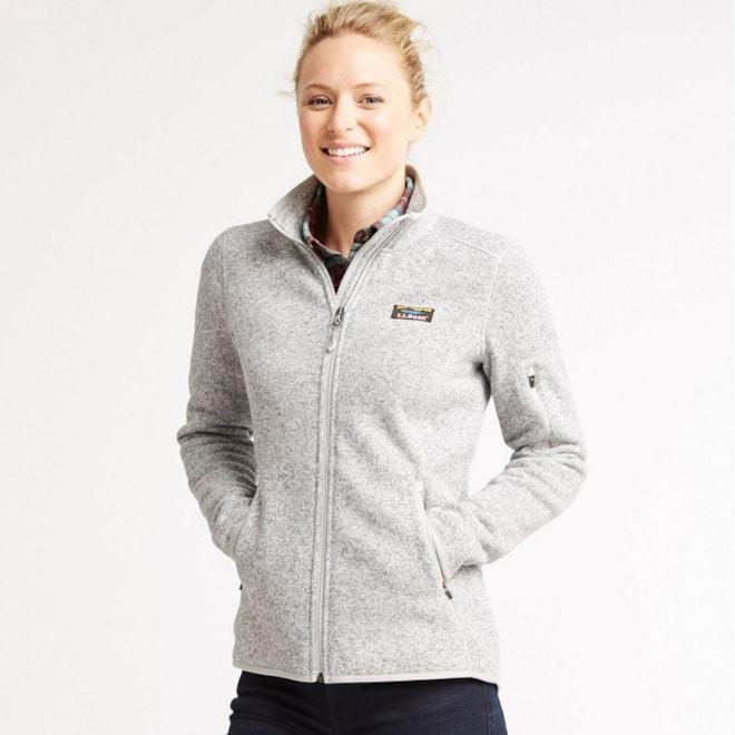 Women's L.L.Bean Fleece Jacket