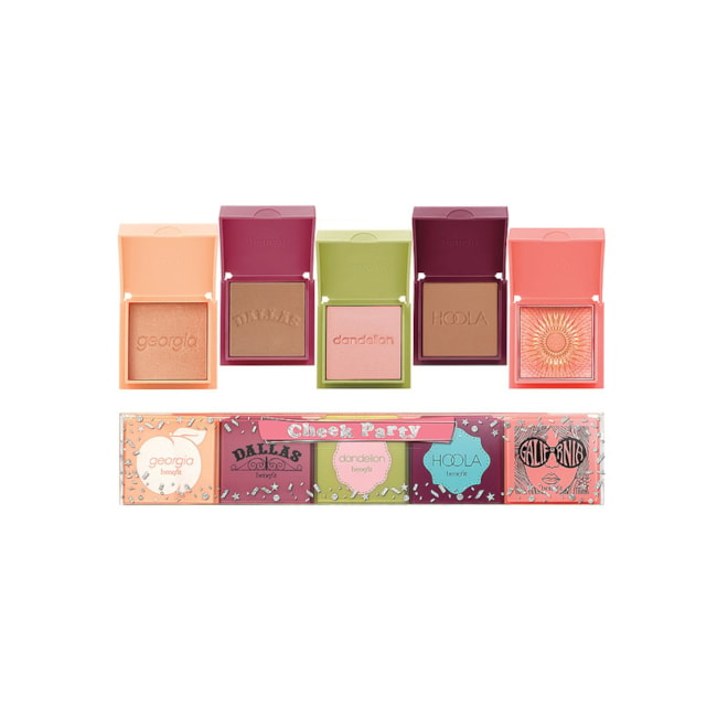 Benefit Cosmetics Mini Blush & Bronzer Set
