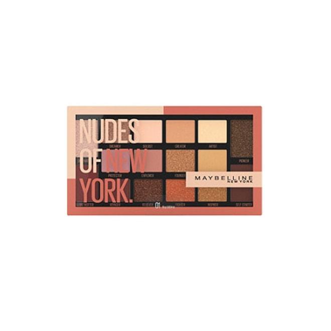 Maybelline Nudes of New York Eyeshadow Palette | Ulta Beauty