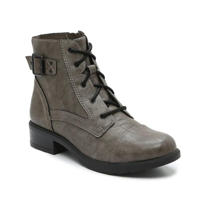 Madden Girl Della Combat Boot