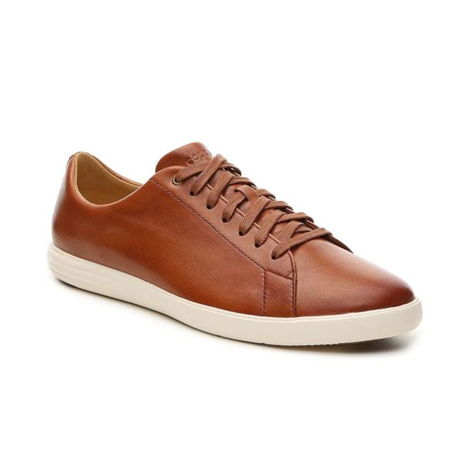 Cole Haan Grand Crosscourt II Leather Sneaker