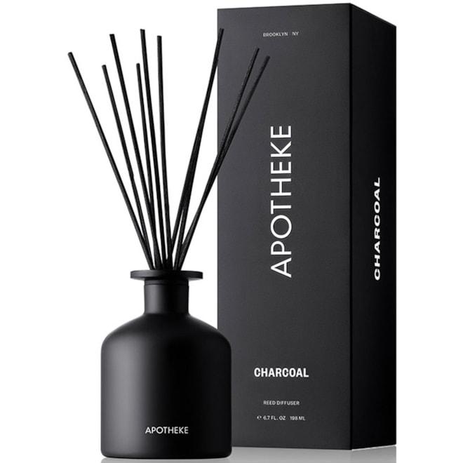 APOTHEKE Charcoal Reed Diffuser