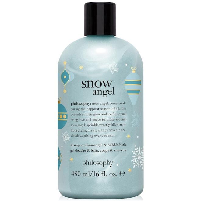 philosophy Snow Angel Shampoo, Shower Gel & Bubble Bath, 16-oz