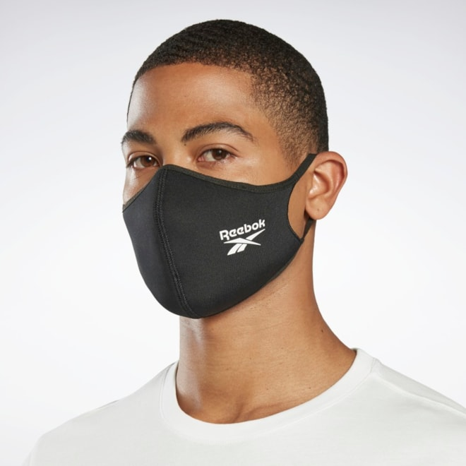 Reebok Face Covers 3-Pack