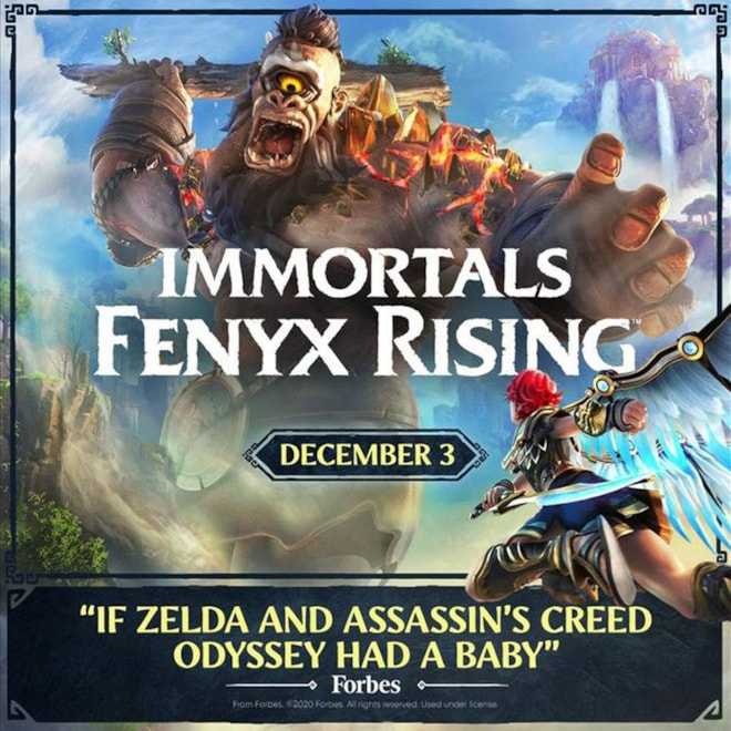 DIGITAL Immortals Fenyx Rising Gold Edition | Xbox One | GameStop