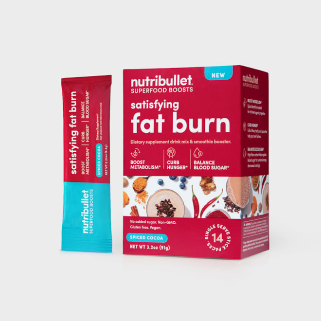 Natural Fat Burning Spiced Cocoa