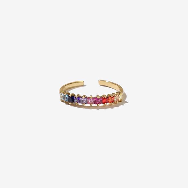 Bowen Gold Ring