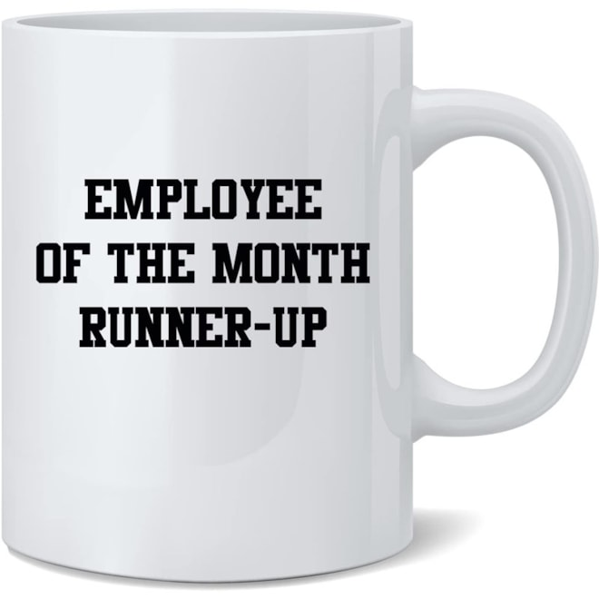 Employee of the Month Runner Up Mug