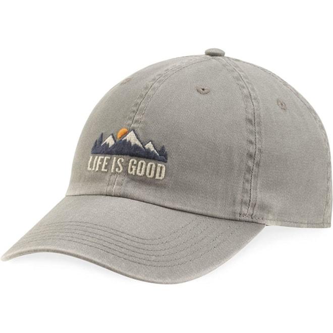 Life is Good Baseball Hat