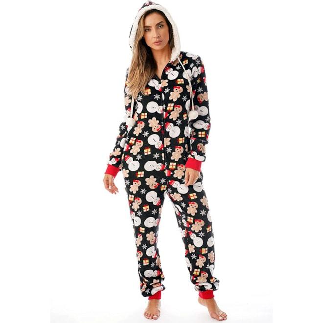 Adult Christmas Onesie Pajamas