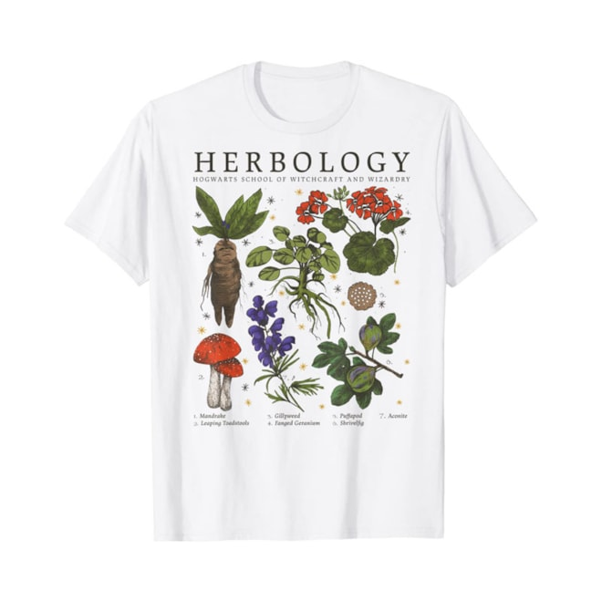 Harry Potter Herbology Shirt