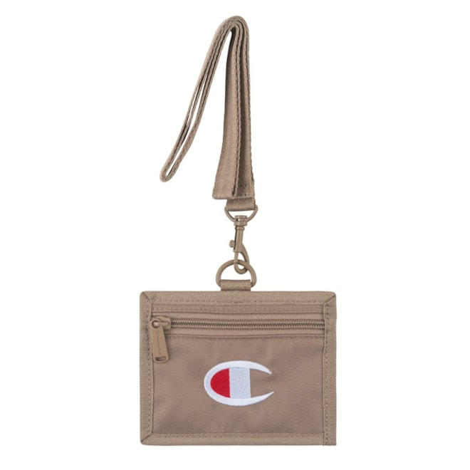 Champion Stacked Lanyard  Pouch