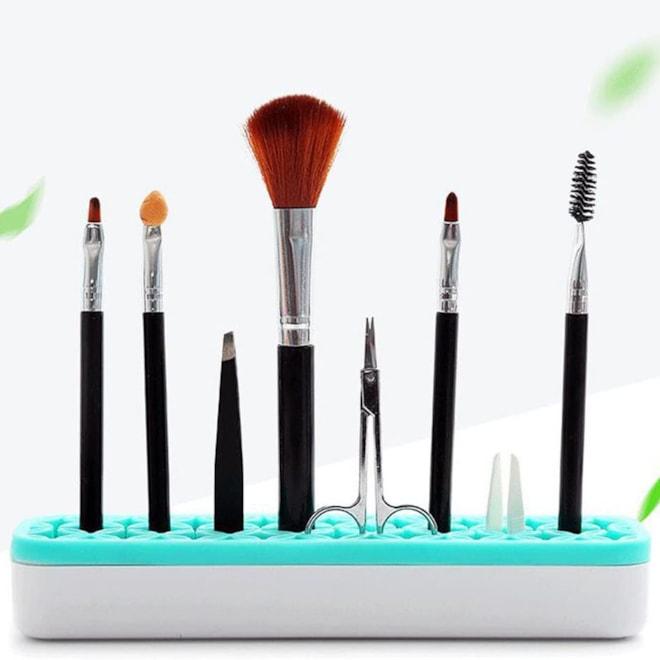 Silicone Cosmetic Storage
