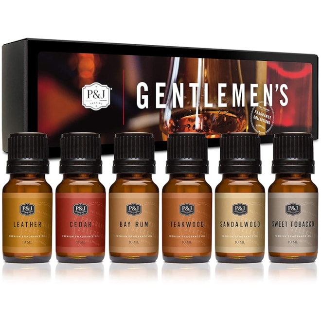Gentlemen's Fragrance Oils