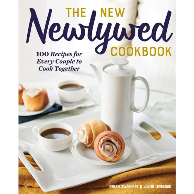 The New Newlywed Cookbook