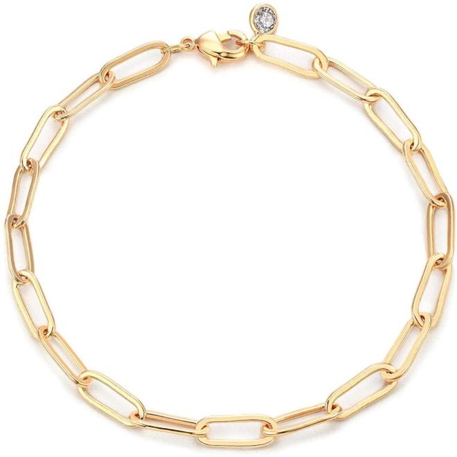 Handmade Link Chain Bracelet
