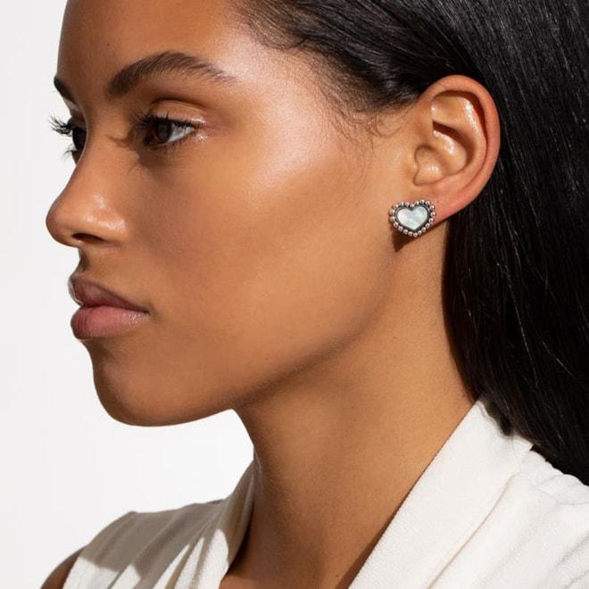 LAGOS Maya Heart Stud Earrings   Nordstrom