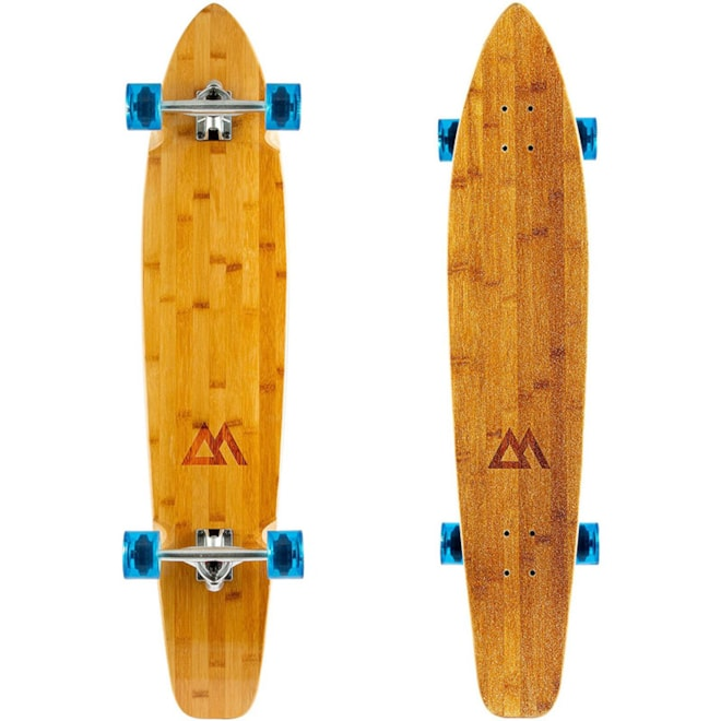 Kicktail Cruiser Longboard Skateboard