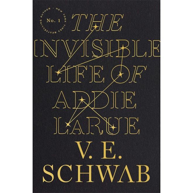 The Invisible Life of Addie LaRue: V.E. Schwab