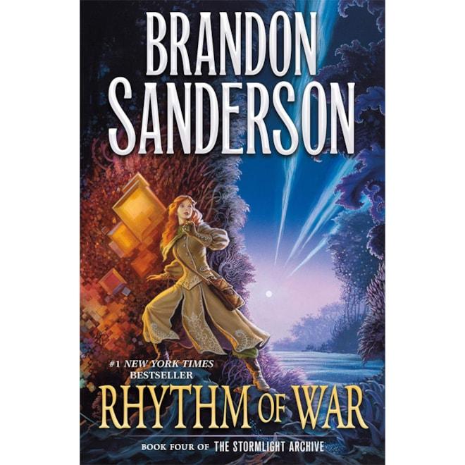 Rhythm Of War The Stormlight Archive #4
