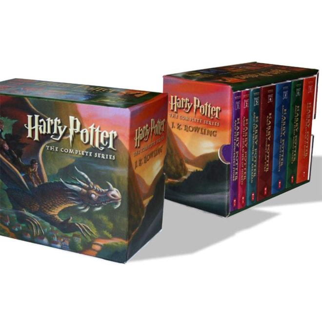 Harry Potter Paperback Box Set