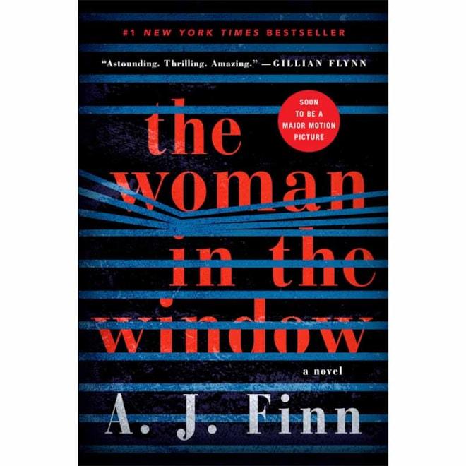 The Woman in the Window: A.J. Finn