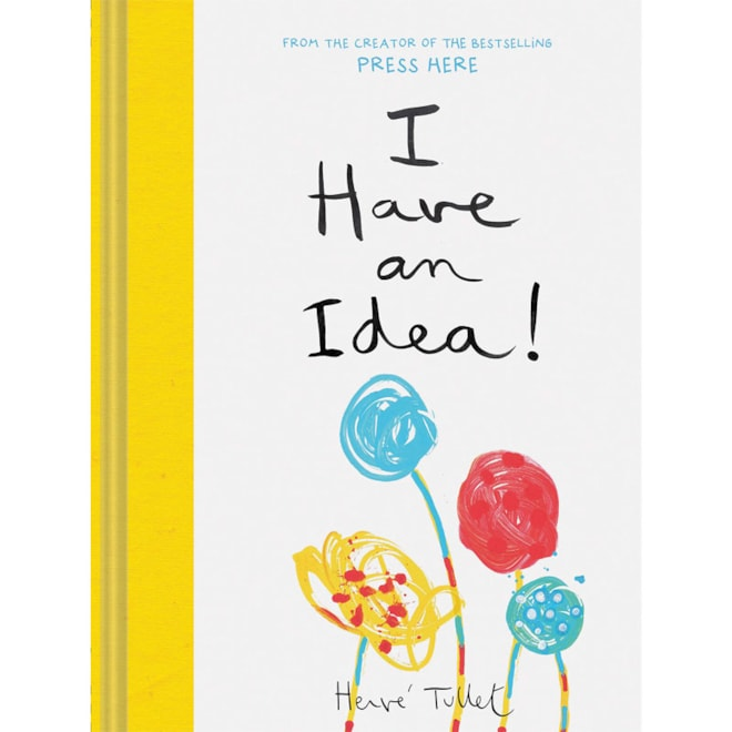 I Have an Idea! (Interactive Books for Kids)